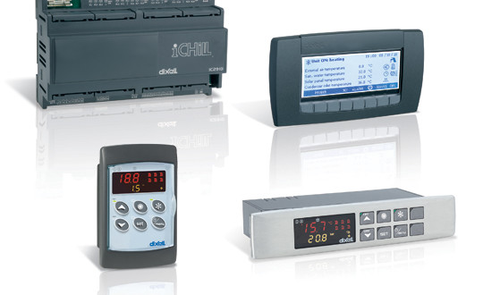 Dixell IC200 série