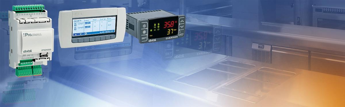 Regulace pro chillery & tepelná čerpadla