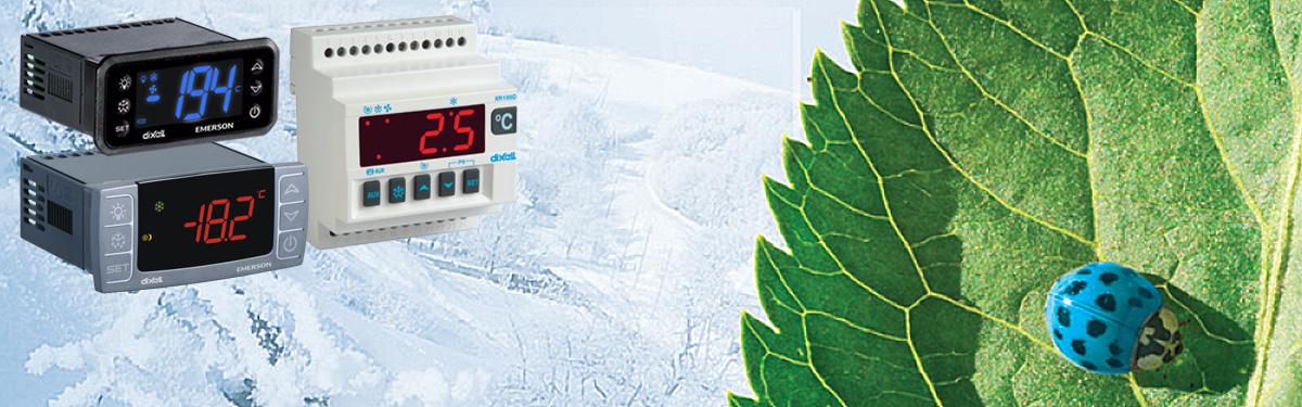 Regulátory chladících zařízení Dixell
