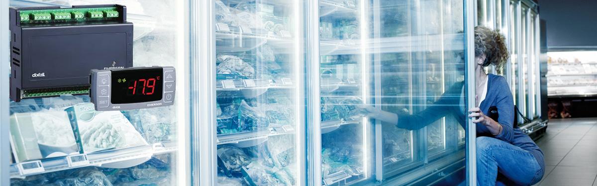 Vícenásobné chladící systémy